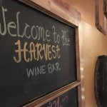 Welcome to The Harvest Wine Bar