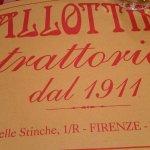 Photo de Trattoria Pallottino