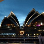 Dinner cruise on Captain Cook tourd