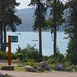 Photo de Maligne Lake