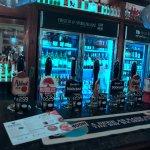 The Square Bottle bar