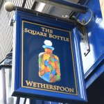 The Square Bottle