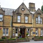 Front of Shrubbery Inn