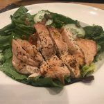 Tossed Green Salad with Grilled Chicken