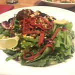 Santa Fe Grilled Chicken Salad
