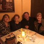 Fantastic Dinner with the company of Laurie Tarter (Co-Owner).