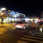 Nightlife in Lahaina city center
