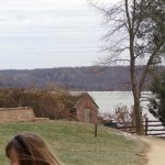 ice house with potomac in back round