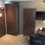 Fairly spacious room for Paris