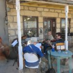 Barber Shop Quartet, Comfort, Texas