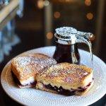 Blueberry Stuffed French Toast | Rebecca's Bistro