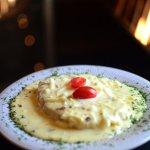 Creamed Eggs | Rebecca's Bistro