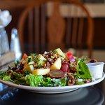 Apple Blue Salad | Rebecca's Bistro