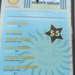 $5.00 Happy Hour for Kids