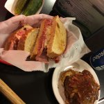 #1 Reuben, Grilled Sticky Roll