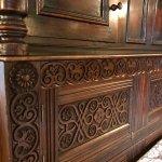 Beautiful wood work!