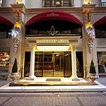 Foto de Eurostars Hotel Old City