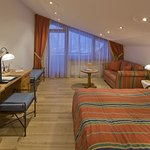 Foto di Allalin Swiss Alpine Hotel