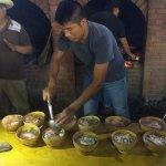 Caldo de Piedra - Comedor Prehispanico Foto