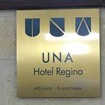 Photo de UNA Hotel Regina