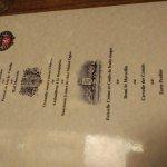 Fournisseurs, menu, ardoise.