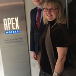 Foto de Apex London Wall Hotel