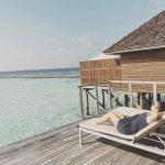 Foto de Vakarufalhi Island Resort