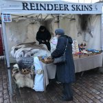 Where else can you buy Reindeer skins?