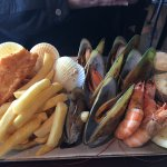 seafood platter from heaven
