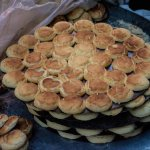 Naan Khatai ( a type of cookie)