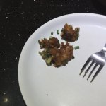 Indian-Chinese fritters