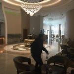 Mükemmel kaliteli bir otel