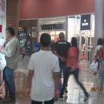 En el Centro Comercial