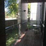 Apartment - verandah