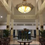 Luxurious lobby (the other end).