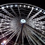 Albert Dock Big wheel