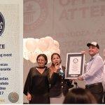 Montecatini logró el Récord Guinness el 14/10/2017, al realizar la Mayor Degustación de Pastas