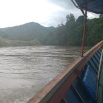 River transfer to Chiang Rai
