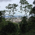 Great hike up the hill with amazing views of the city and the canal.