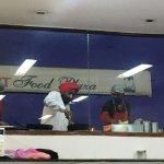 Surjit- cooking himself