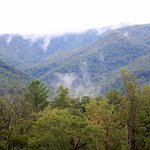 Is this why they call it the Smokey Mountains