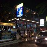 Jokers Bar & Grill - at night