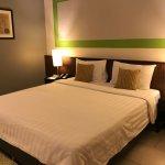 Big comfortable clean beds