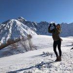 Photo of Mount Kazbek