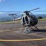 4 passengers plus pilot, doors-off