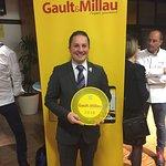 élu sommelier de l'année 2018 par le guide Gault et Millau
