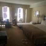 Hotel incrível, ótima localização e equipe eficiente.