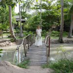 Bridge to Sai Nuan beach