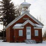 Gunnisonville School