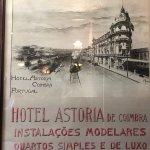 An original photo at Hotel Reception